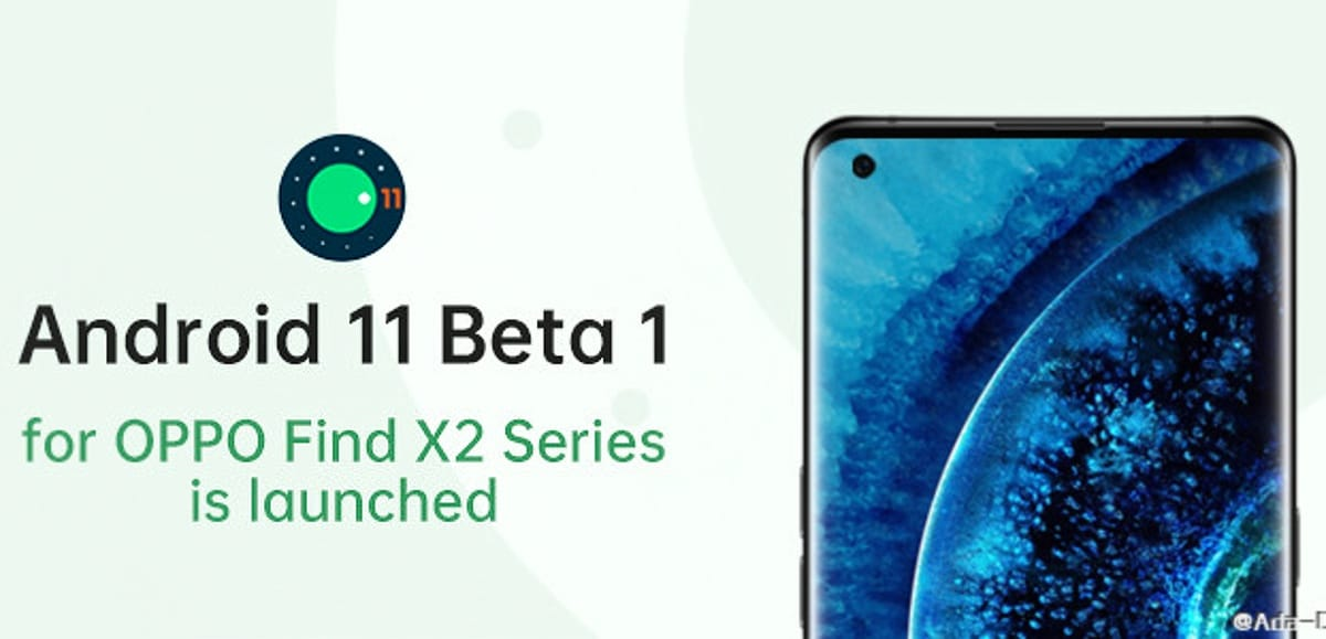 Oppo Find X2 Series Get Android 11 Beta 1 Update: How to Install