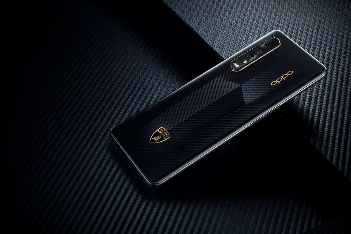 oppo find x2 pro automobili lamborghini edition image Oppo Find X2 Pro Automobili Lamborghini Edition