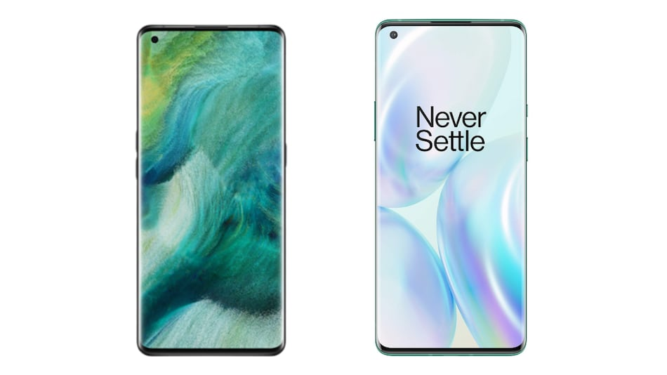 Oppo Find X2 Pro vs OnePlus 8 Pro: Price in India, Specifications Compared