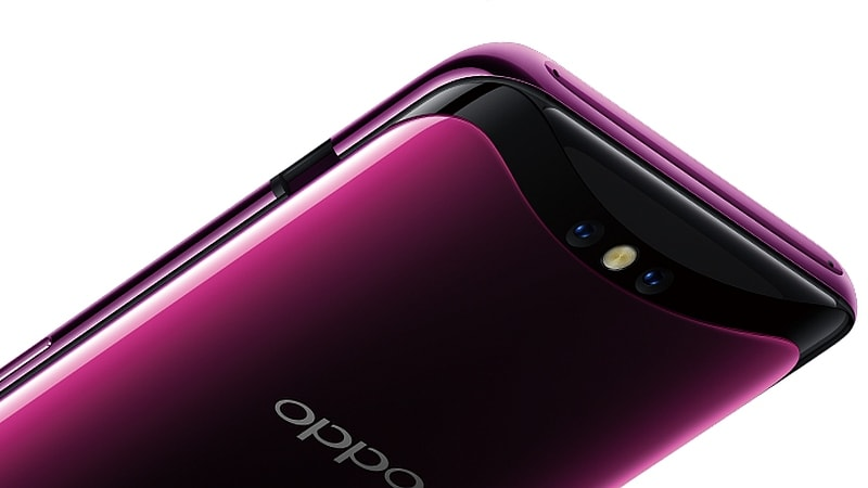Oppo Find X India Launch Set for Today, How to Watch Live Stream