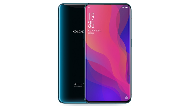 Oppo Find X Seen to Fail Bend Test, With Display Cracking
