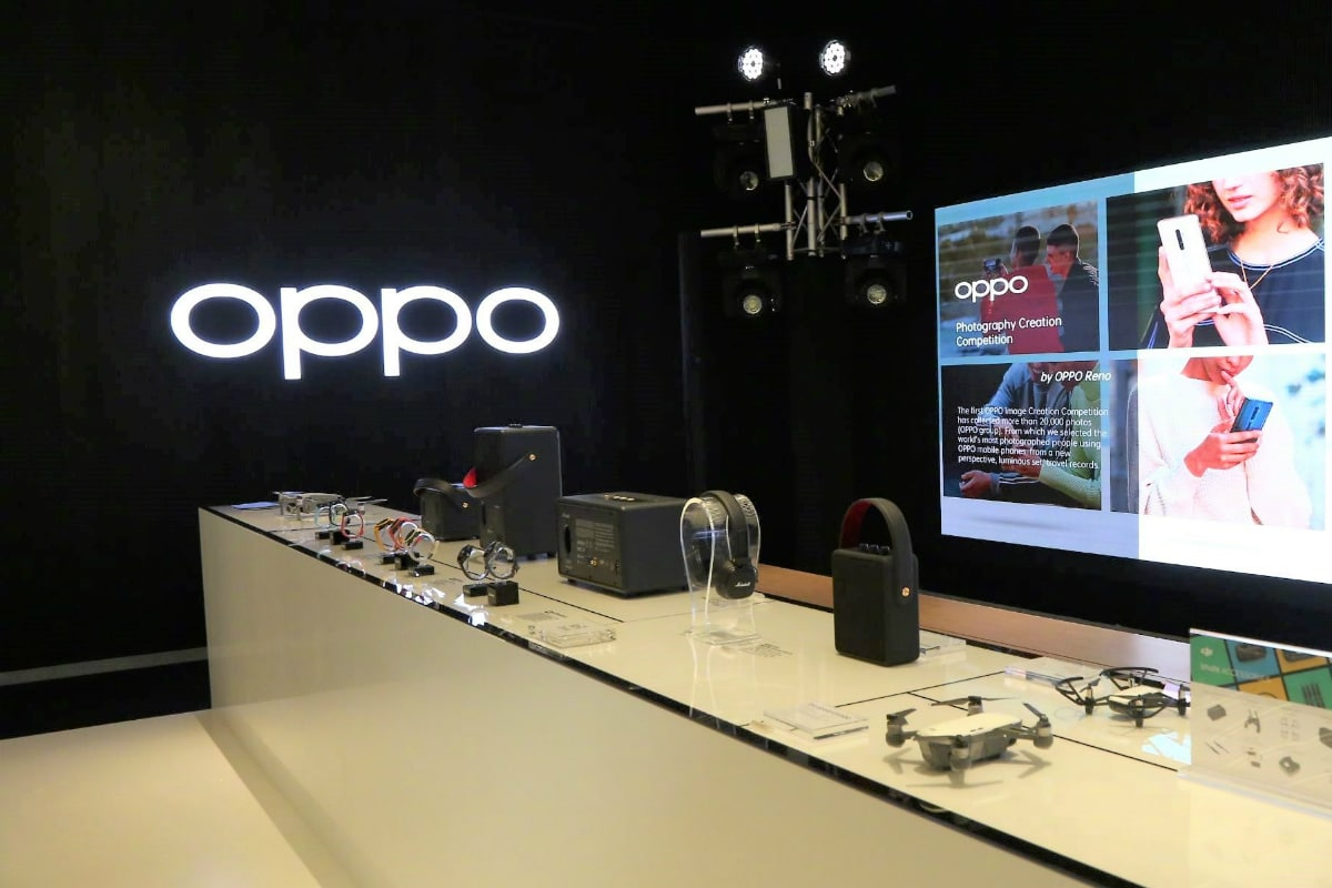 Oppo Smartwatch Rumoured to Be in the Works With ECG Support