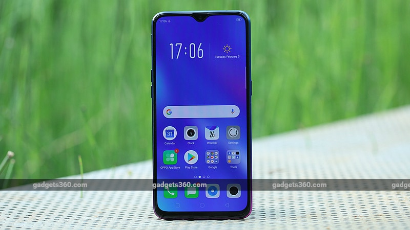 Oppo K1 With In-Display Fingerprint Sensor, 25-Megapixel Selfie Camera Launched in India: Price, Specifications