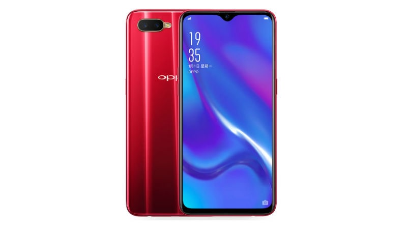 Oppo Teases In-Display Fingerprint Sensor Smartphone Launch on Flipkart; May Be Oppo K1