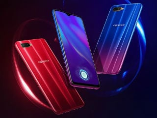 Oppo K1 With In-Display Fingerprint Sensor, Up to 6GB RAM Launched: Price, Specifications