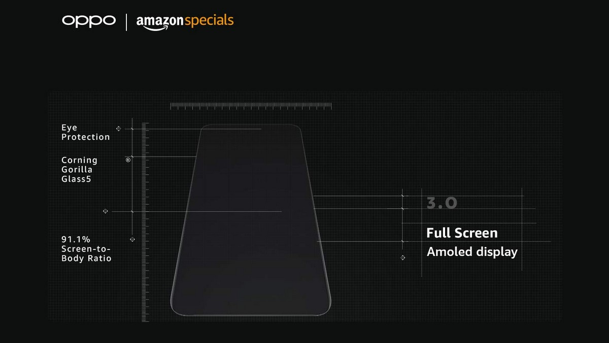 Oppo K3 Teaser Page Spotted on Amazon, Tips Imminent Launch in India
