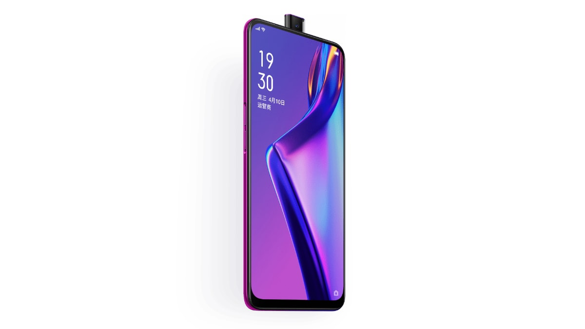 Oppo K3 With Pop-Up Selfie Camera, Dual Rear Cameras Launched: Check Price, Specifications
