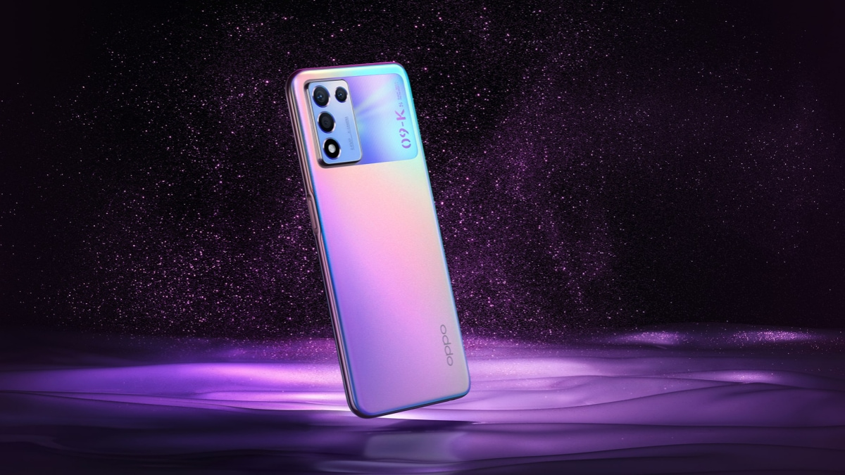 Oppo K9s Design Revealed, Will Come With Triple Rear Cameras