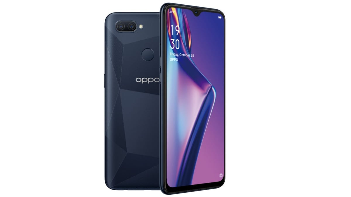 Oppo A12 With Dual Rear Cameras, MediaTek Helio P35 SoC Launched: Price, Specifications