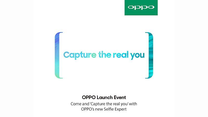 Oppo F5 स्मार्टफोन भारत में 2 नवंबर को होगा लॉन्च