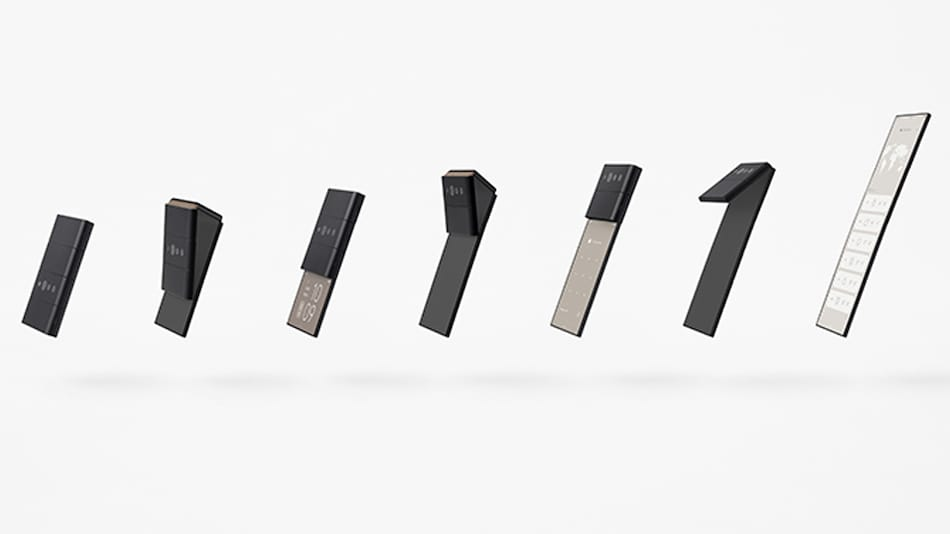 Oppo Partners With Japanese Design Firm Nendo to Showcase 'Slide-Phone' and 'Music-Link' Concept Devices