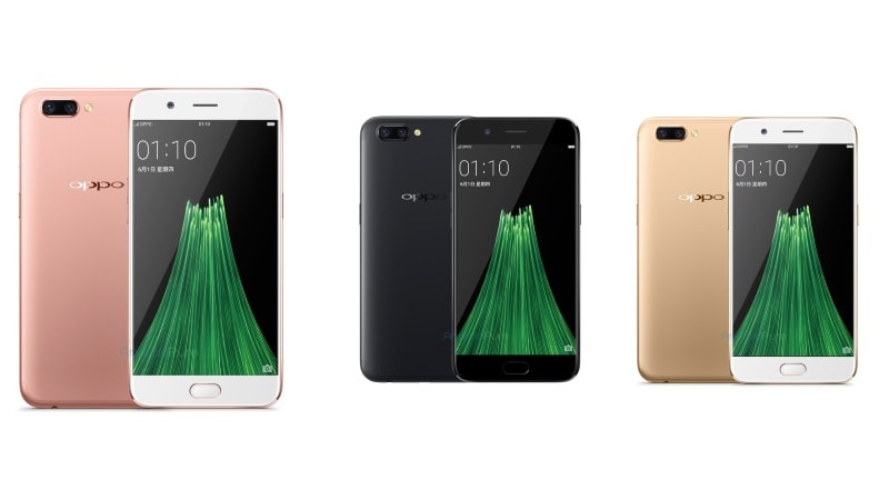 Oppo R11 Leaked in Renders and Video, Expected to Come in at Least Four Colour Variants