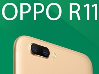 Oppo R11, R11 Plus Specifications Spotted on Certification Site Ahead of Launch