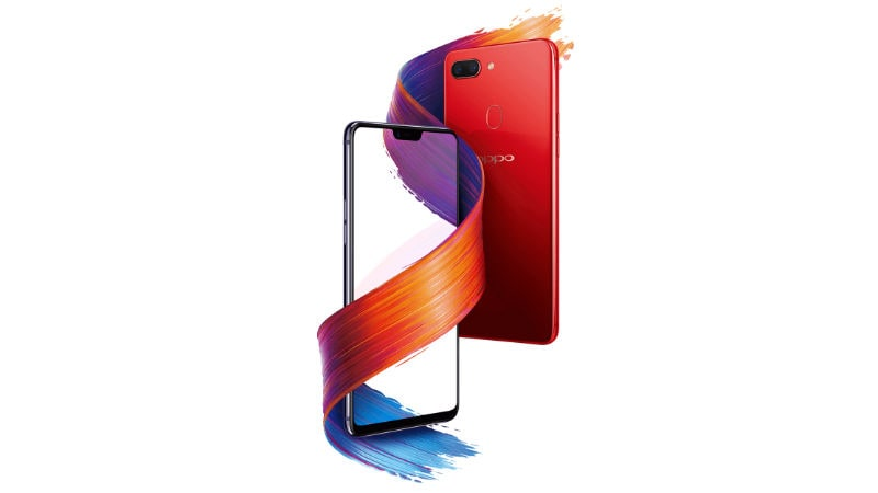 Oppo R15, Oppo R15 Dream Mirror Edition Announced in China: Price, Specifications, Features