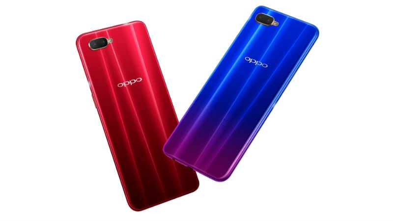 Oppo R17 Neo With In-Display Fingerprint Sensor, 6.4-Inch Display, Snapdragon 660 SoC Launched: Price, Specifications