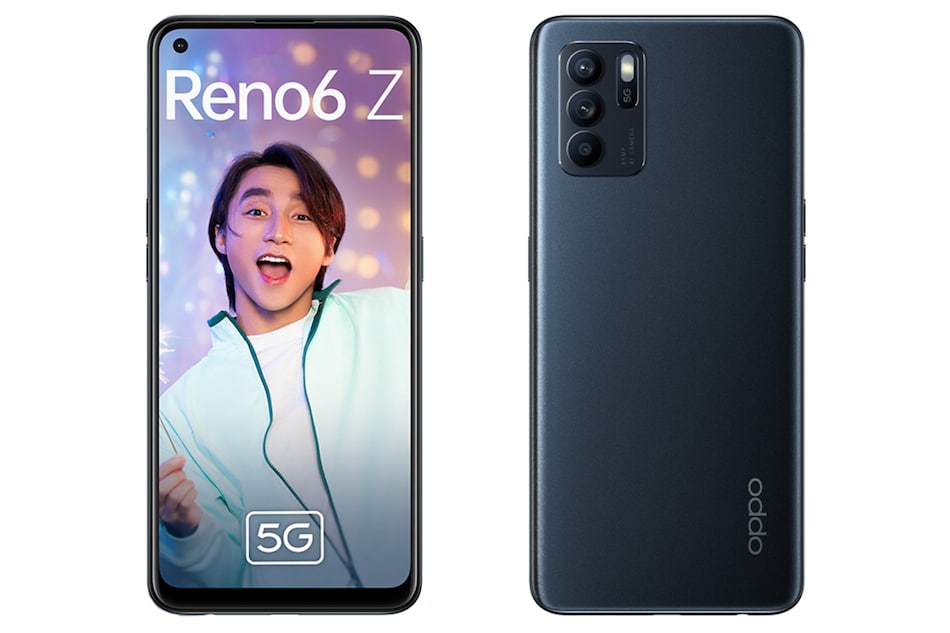 Oppo Reno 6Z Price, Specifications Leak Ahead of Launch; Teaser Pages Confirm Design