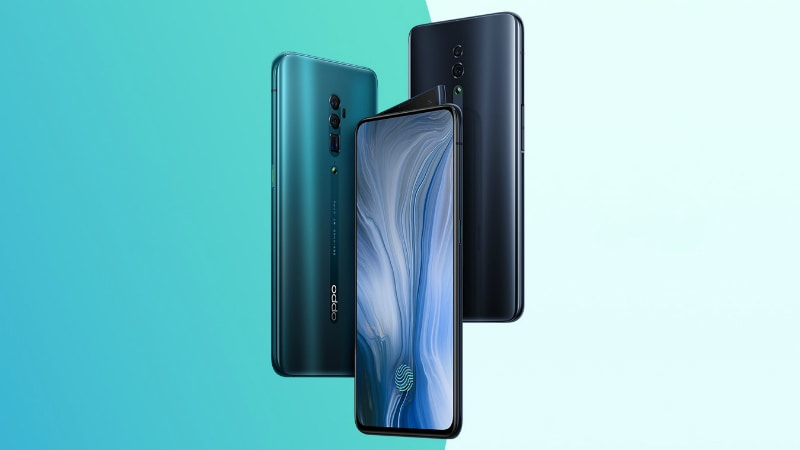 Oppo Reno, Oppo Reno 10x Zoom Edition With Side-Swing Selfie Camera Launched: Price, Specifications