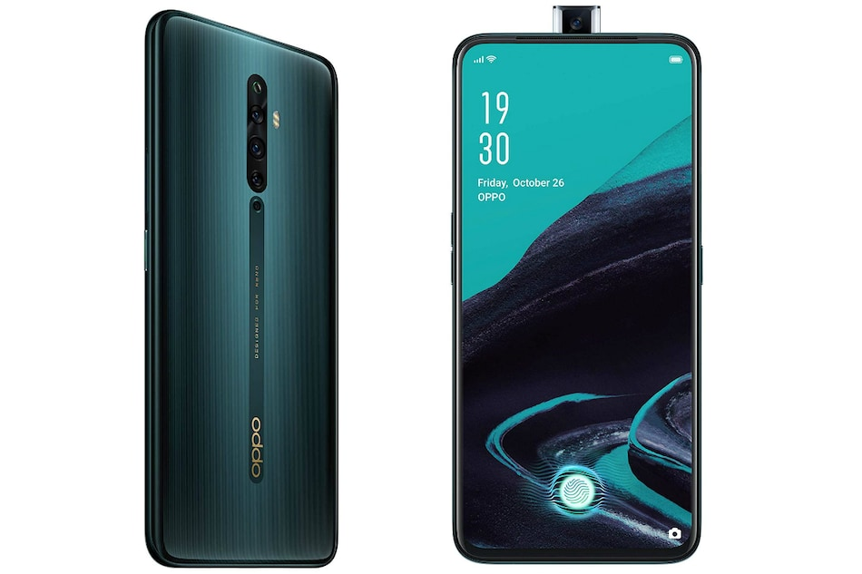 Oppo Reno 2F Price in India Cut, Now Available at Rs. 21,990