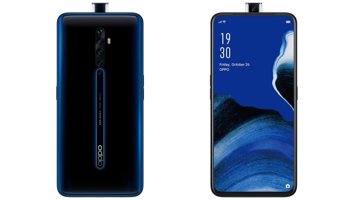 Oppo Reno 2Z और Oppo Reno 2F की कीमतों में 2,000 रुपये की कटौती