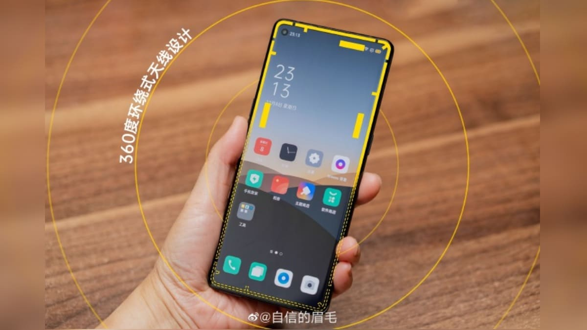 Oppo Reno 3 Series Phones to Feature 360-Degree Antenna Design, Reno 3 Spotted With MediaTek MT6885 SoC