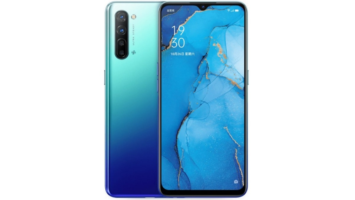 OPPO Reno 3 Launched Price, Specs and Features.