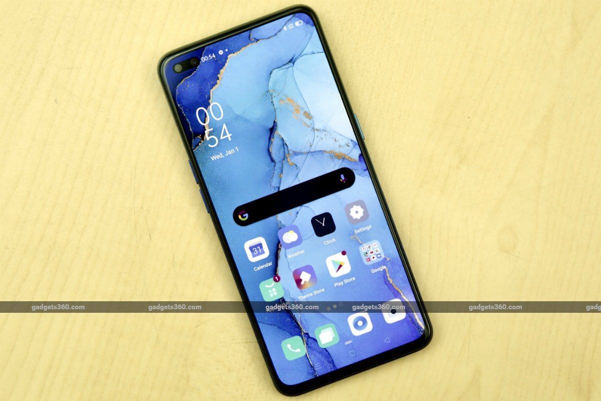 Oppo Reno 3A With Snapdragon 665 SoC, Quad Rear Cameras Tipped