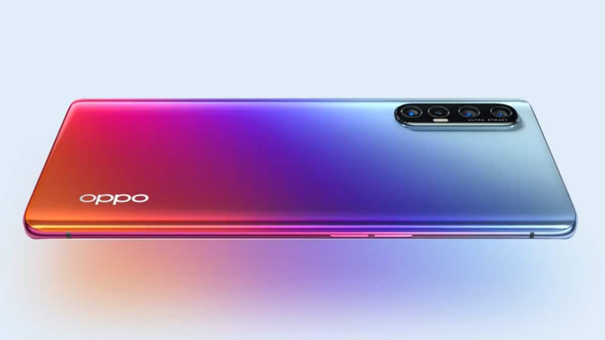 Oppo Reno 3 Pro Tipped to Pack 90Hz Display, Quad Rear Cameras; Teaser Reveals Metal Frame, Gradient Finish