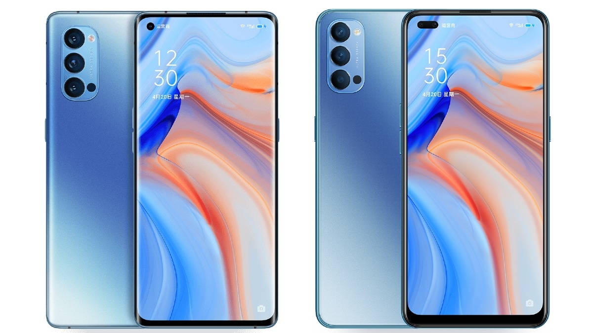 Oppo Reno 4 Pro, Oppo Reno 4 With Snapdragon 765G SoC, 65W Fast Charging Launched: Price, Specifications