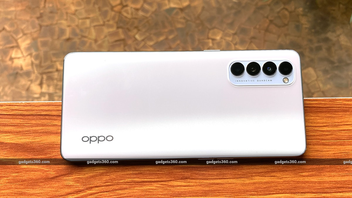 oppo reno 4 pro first look back Oppo
