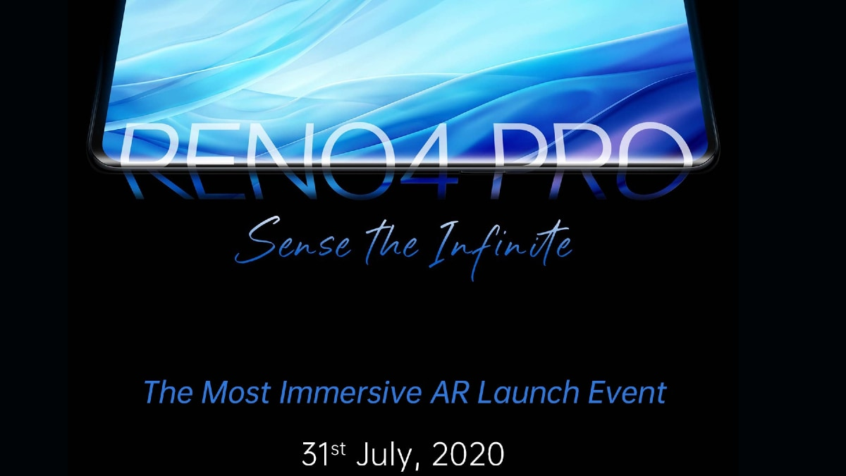 Oppo Reno 4 Pro to Launch in India Today: How to Watch Live, Expected Price, Specifications, More