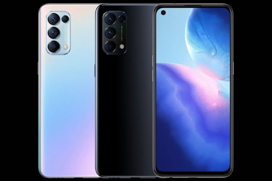 Oppo Reno 5 With Snapdragon 720G SoC, Quad Rear Cameras Launched: Price, Specifications