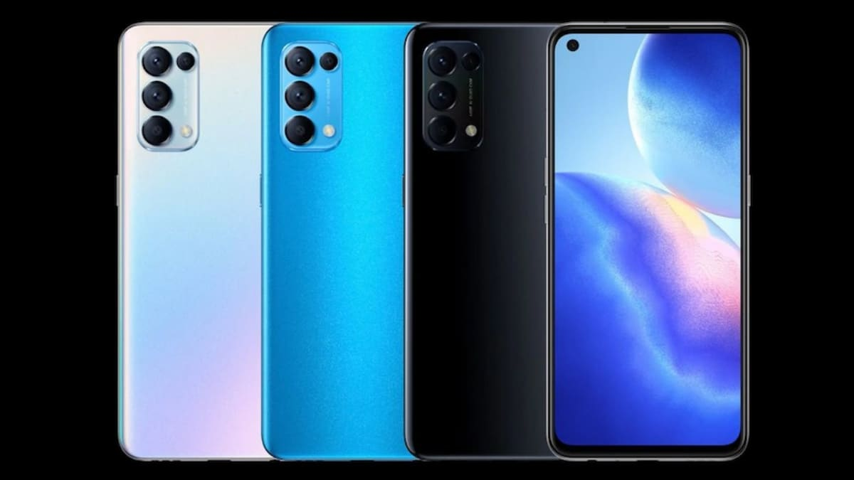 OPPO Reno5 Pro+ 5G, with Snapdragon 865 chipset, launched