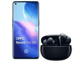 Oppo Reno 5 Pro 5G, Oppo Enco X to Go on Sale in India Today: Price, Specifications