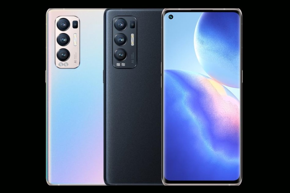 Oppo Reno 5 Pro+ 5G With Sony IMX766 Primary Camera, Snapdragon 865 SoC Launched: Price, Specifications