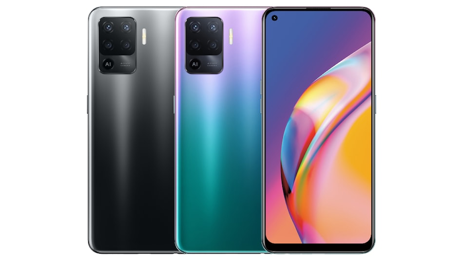 Oppo Reno 5F With Quad Rear Cameras, 30W Fast Charging Launched: Price, Specifications