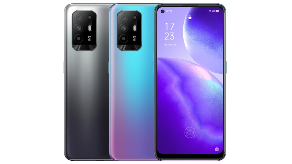 Oppo Reno 5Z 5G With MediaTek Dimensity 800U SoC, Quad Rear Cameras Launched: Price, Specifications