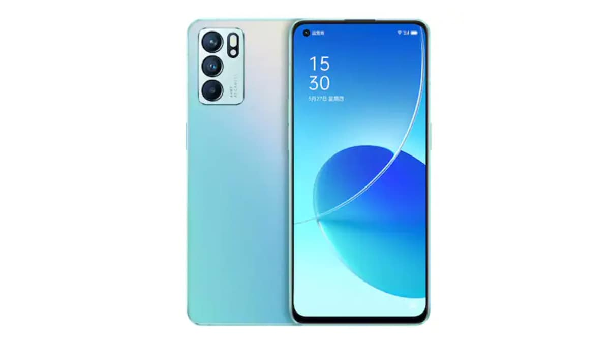Best Mobile may be equipped with 64MP camera and 8 GB RAM Oppo Reno 6Z