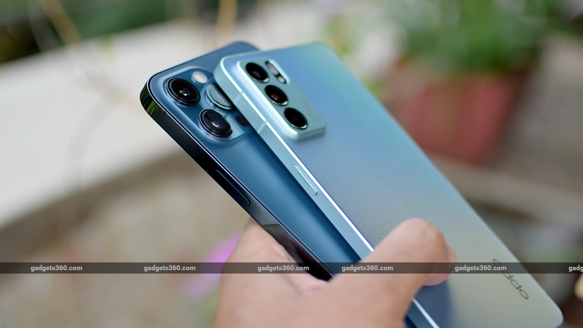 oppo reno 6 review iphone 12 gadgets 360 ww