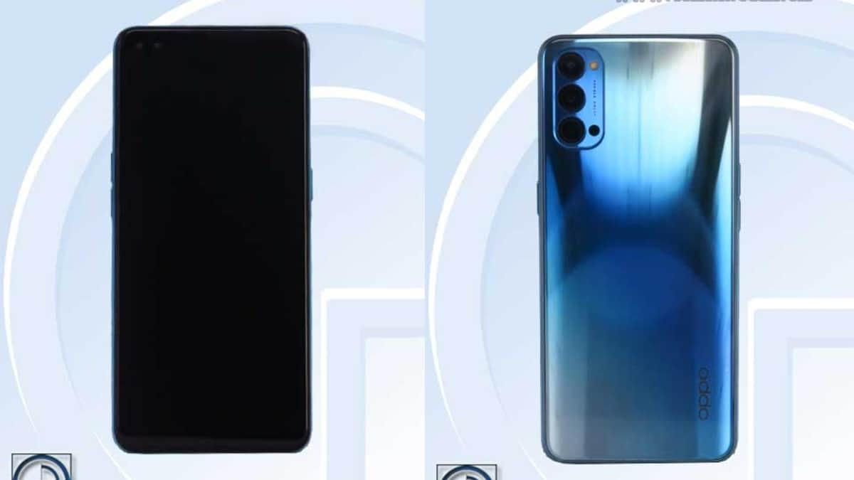 Oppo Reno 4, Oppo Reno 4 Pro Spotted on TENAA With Images and Detailed Specifications