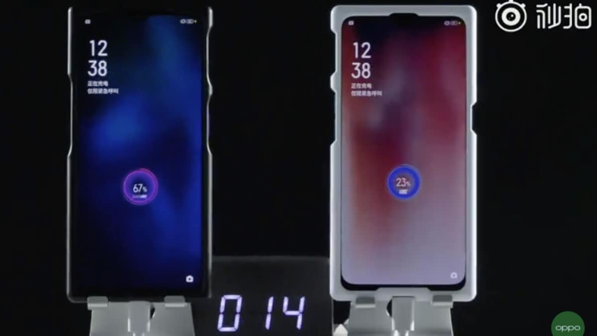 Oppo Reno Ace Fast Charging Time Teased, Tipped to Fully Charge a 4,000mAh Battery in Under 30 Minutes