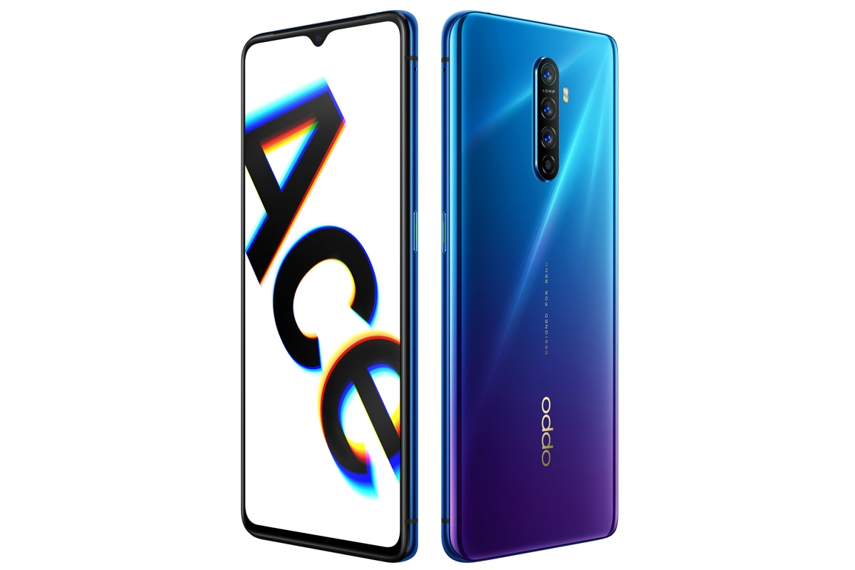 Oppo Reno Ace With 65W SuperVOOC Fast Charging Tech, Snapdragon 855+ SoC Launched: Price, Specifications