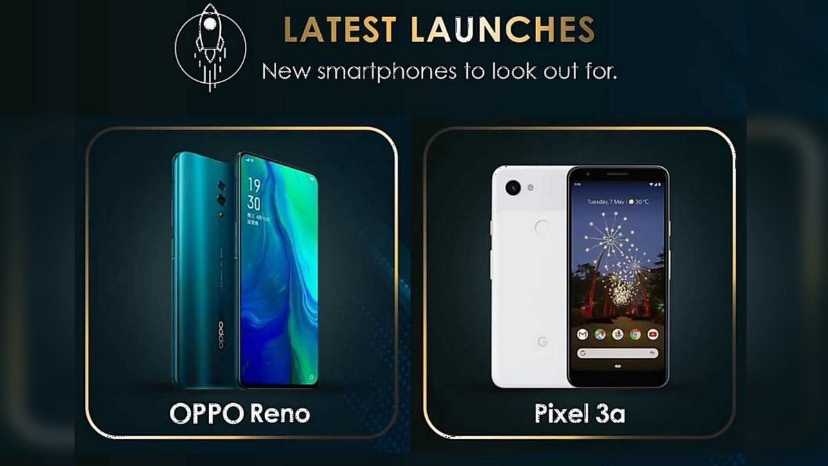Oppo Reno to Be Available via Flipkart, Retailer Reveals Ahead of May 28 India Launch