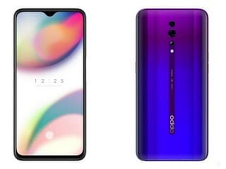 Oppo Reno Z Leak Tips Price, MediaTek Helio P90 SoC, 48-Megapixel Camera, and In-Display Fingerprint Sensor