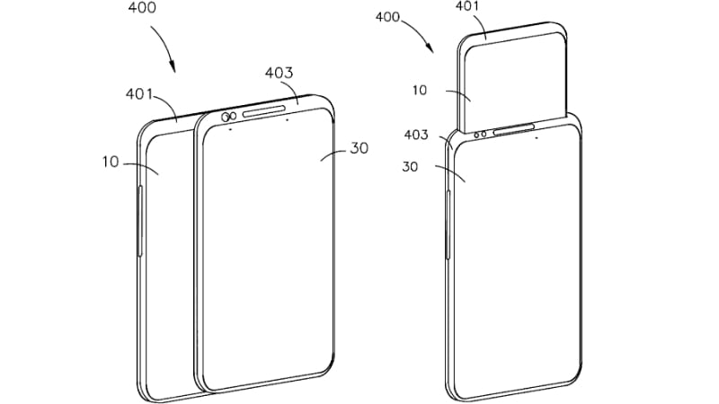Oppo Patent Tips Pop-Up Display, Side-Slider Phones Are in Development
