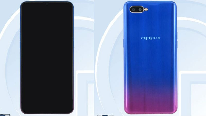 Oppo's New Phone With In-Display Fingerprint Sensor, 6.4-Inch Display Spotted on TENAA