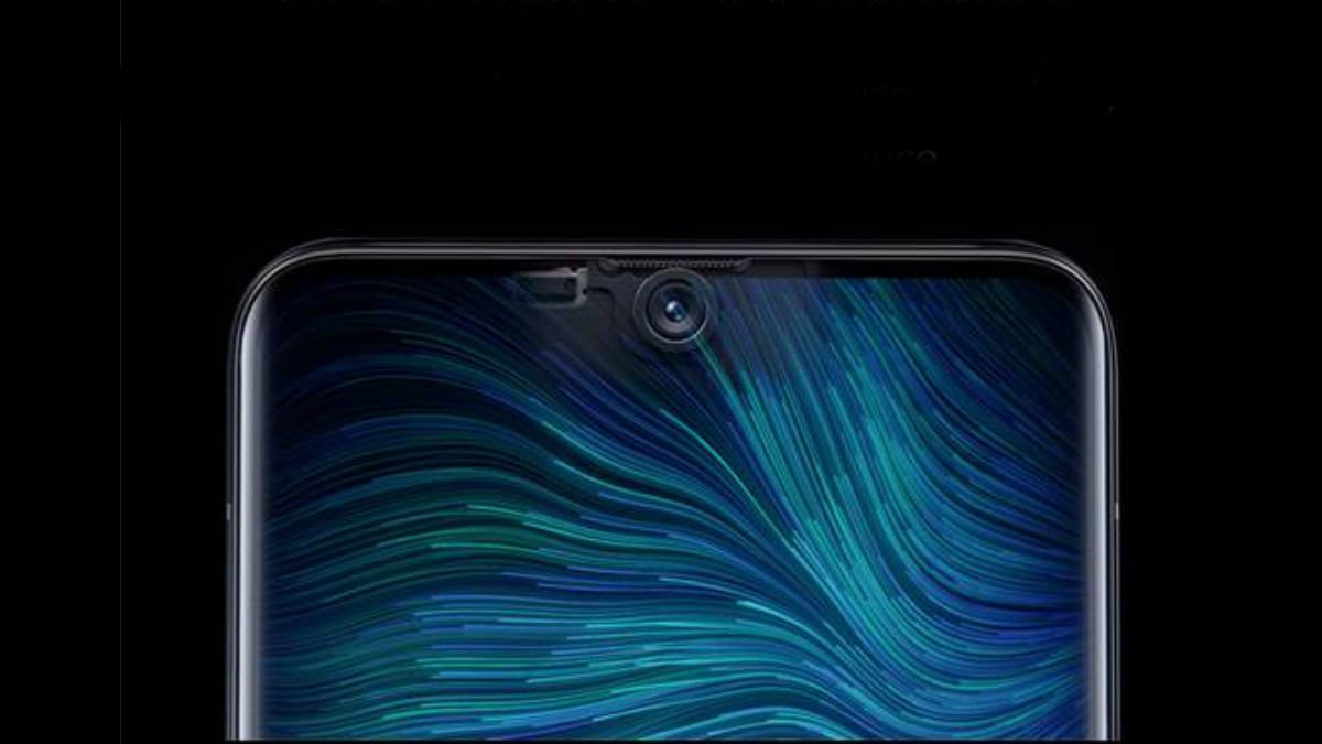 Oppo Shows Off Under-Screen Selfie Camera, MeshTalk Technology at MWC Shanghai 2019