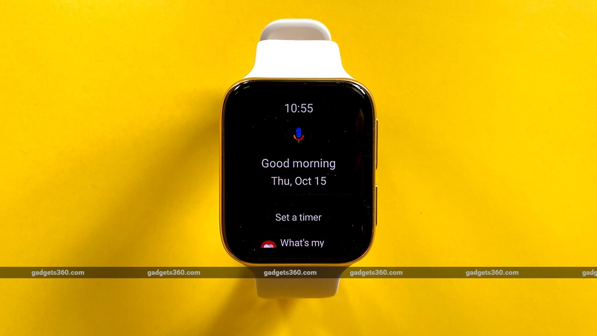 Oppo Watch Review amoled ad Oppo Watch Review