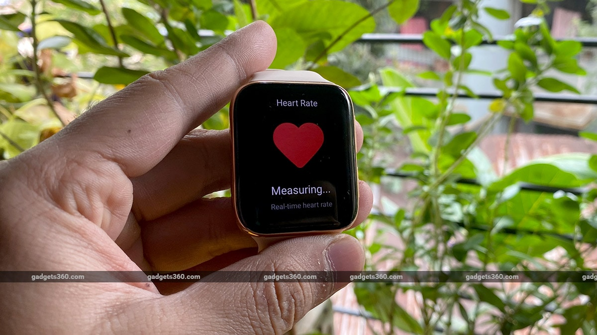 Oppo Watch Review Heartbeat Oppo Watch Review