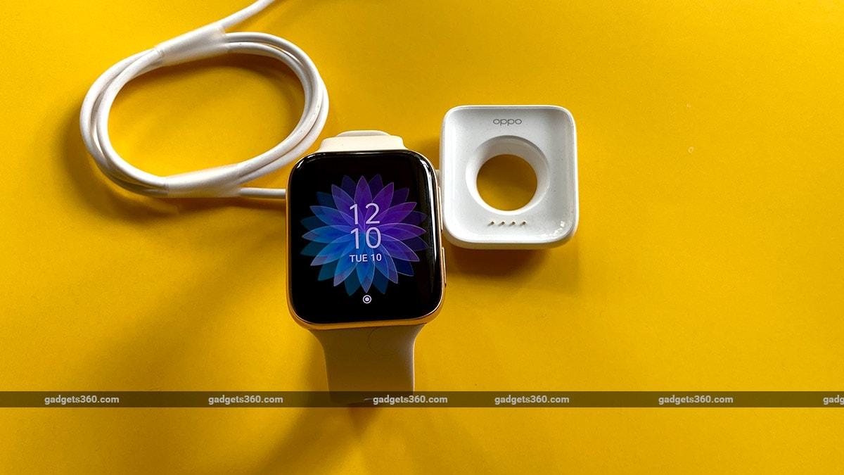 Đánh giá đồng hồ oppo vooc đồng hồ sạc Oppo Watch Review