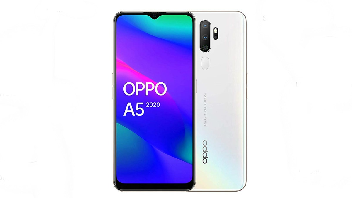 Oppo A5 2020 6GB RAM Variant Launched in India: Price, Specifications